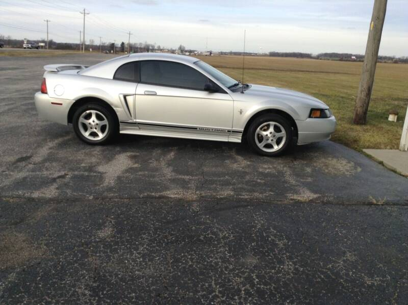 2001 Ford Mustang for sale at Kevin's Motor Sales in Montpelier OH
