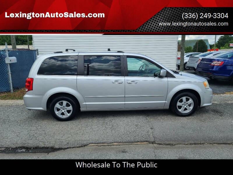 2011 Dodge Grand Caravan for sale at LexingtonAutoSales.com in Lexington NC