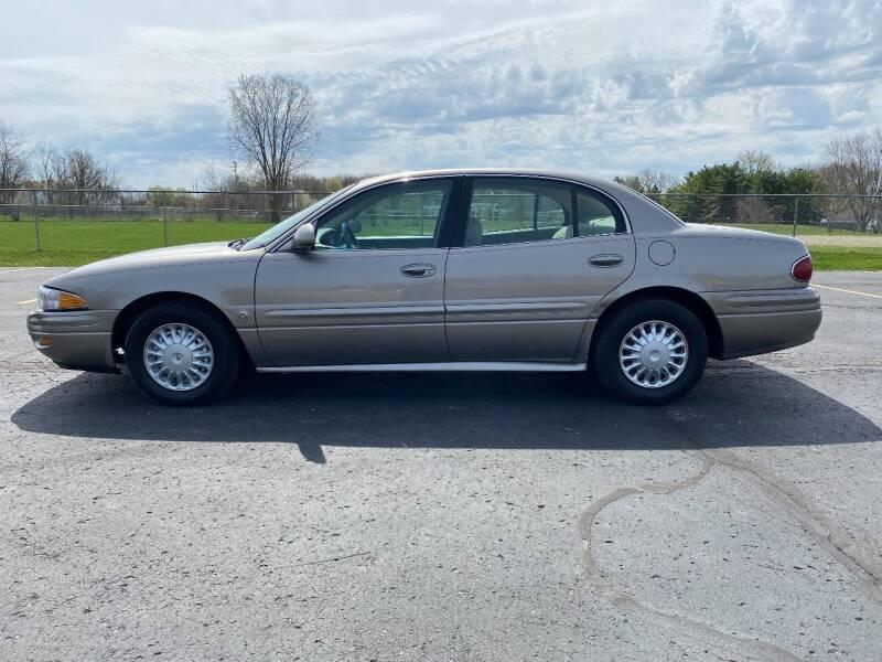 2004 Buick LeSabre for sale at Caruzin Motors in Flint MI