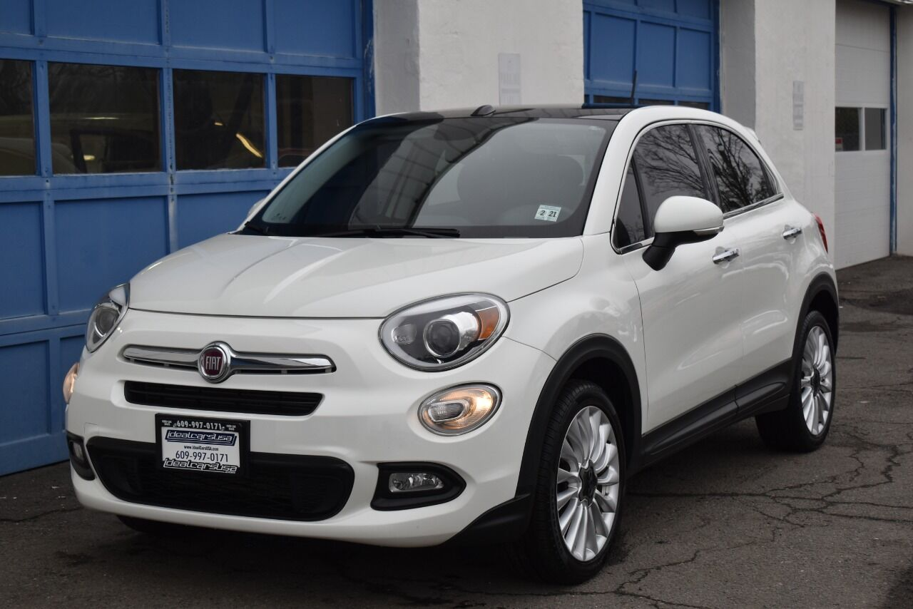 2016 FIAT 500X Lounge 4dr Crossover full