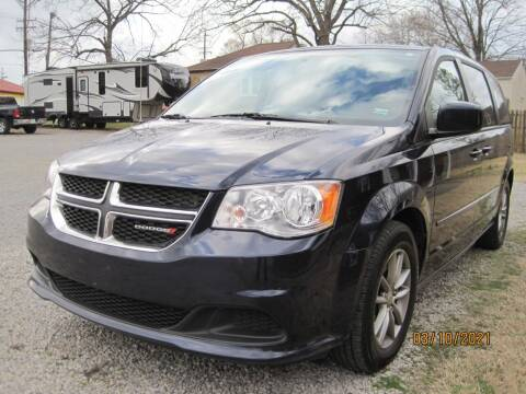 2016 Dodge Grand Caravan for sale at Lang Motor Company in Cape Girardeau MO