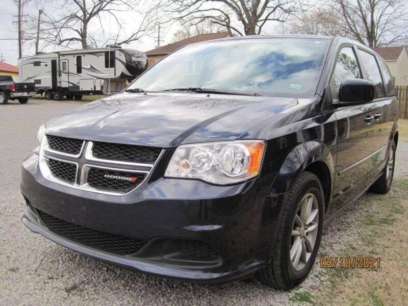 2016 Dodge Grand Caravan for sale at Lang Motor Company in Cape Girardeau MO