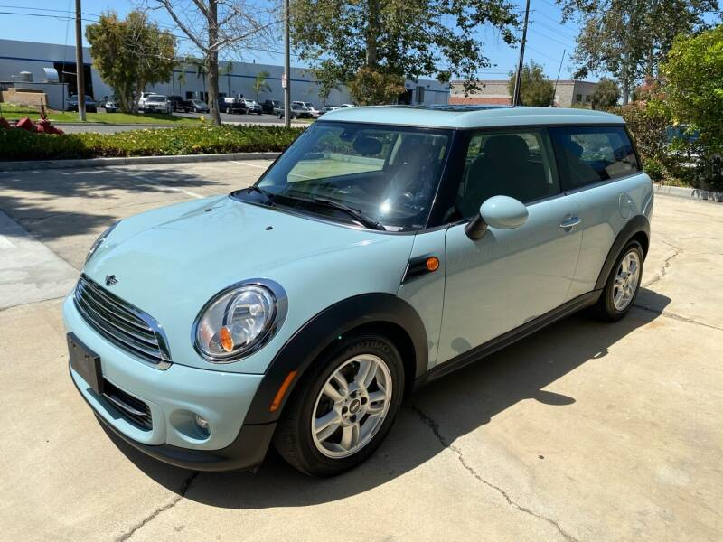 2013 MINI Clubman for sale at 7 Auto Group in Anaheim CA
