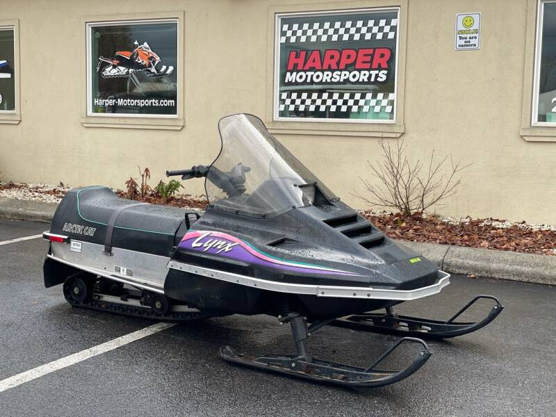 1993 Arctic Cat Lynx for sale at Harper Motorsports-Powersports in Post Falls ID