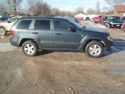2007 Jeep Grand Cherokee for sale at BRETT SPAULDING SALES in Onawa IA
