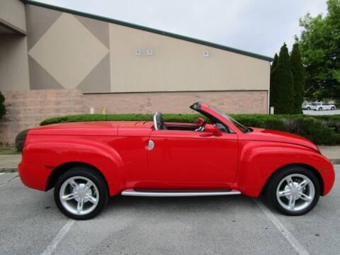 2004 Chevrolet SSR for sale at JON DELLINGER AUTOMOTIVE in Springdale AR