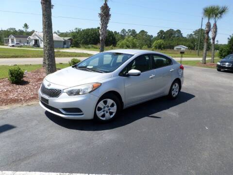 2015 Kia Forte for sale at First Choice Auto Inc in Little River SC