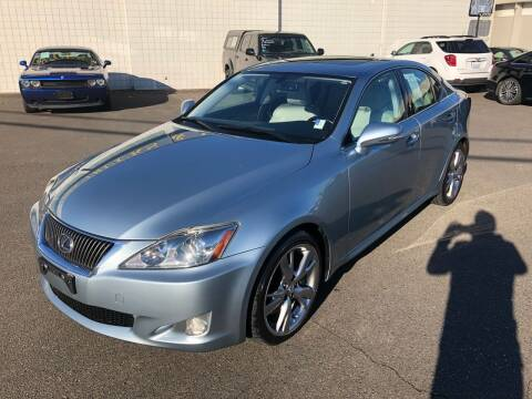 2010 Lexus IS 350 for sale at Vista Auto Sales in Lakewood WA