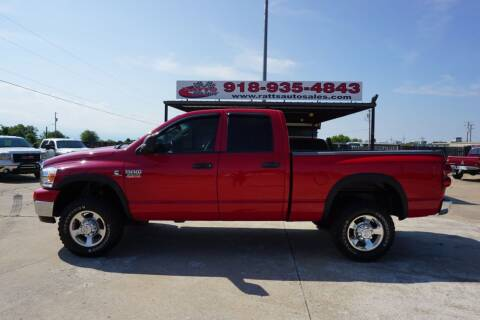 2008 Dodge Ram Pickup 2500 for sale at Ratts Auto Sales in Collinsville OK
