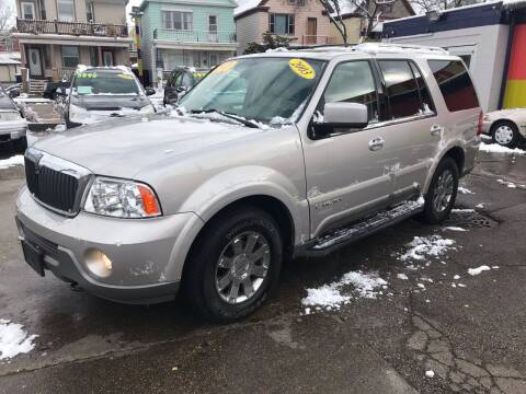2003 Lincoln Navigator for sale at Diamond Auto Sales in Milwaukee WI