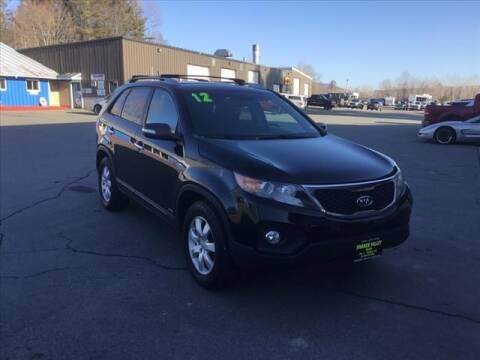 2012 Kia Sorento for sale at SHAKER VALLEY AUTO SALES in Enfield NH