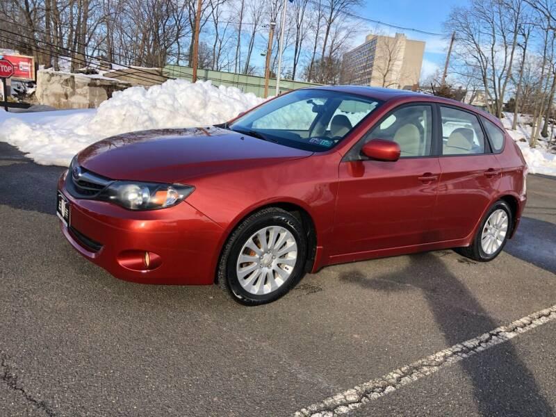 2011 Subaru Impreza for sale at Mula Auto Group in Somerville NJ