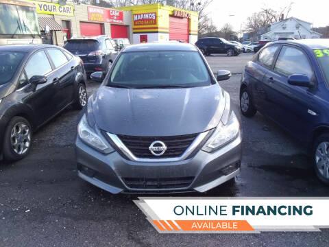 2018 Nissan Altima for sale at Marino's Auto Sales in Laurel DE