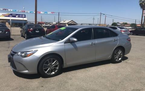 2015 Toyota Camry for sale at First Choice Auto Sales in Bakersfield CA