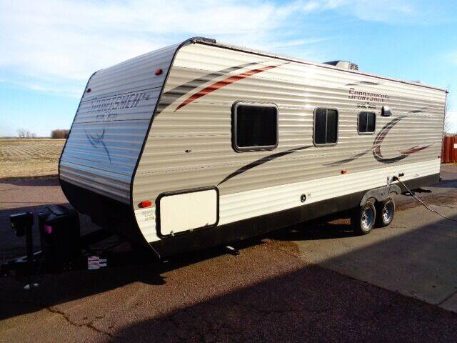 2019 SOLD SOLD SOLD KZ Sportman  260BHLE for sale at Goldammer Auto in Tea SD
