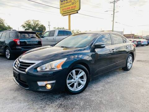 2015 Nissan Altima for sale at Grand Auto Sales in Tampa FL