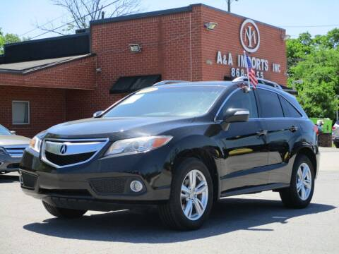 2015 Acura RDX for sale at A & A IMPORTS OF TN in Madison TN