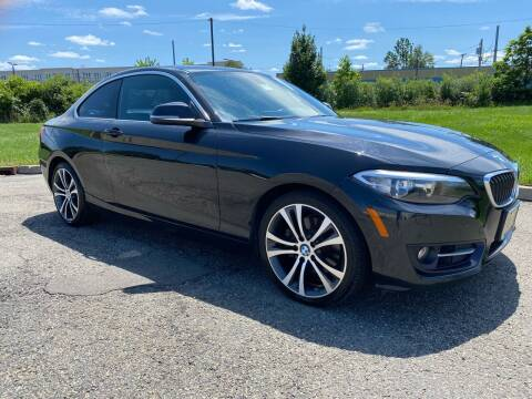 2016 BMW 2 Series for sale at Pristine Auto Group in Bloomfield NJ