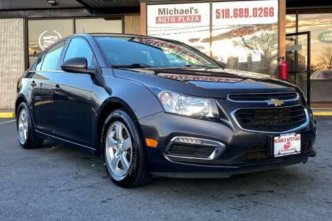 2015 Chevrolet Cruze for sale at Michaels Auto Plaza in East Greenbush NY