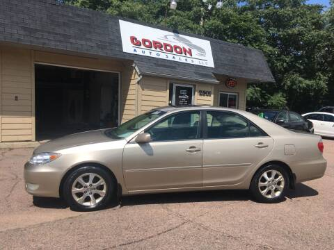 2006 Toyota Camry for sale at Gordon Auto Sales LLC in Sioux City IA