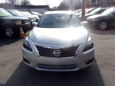 2015 Nissan Altima for sale at Balic Autos Inc in Lanham MD