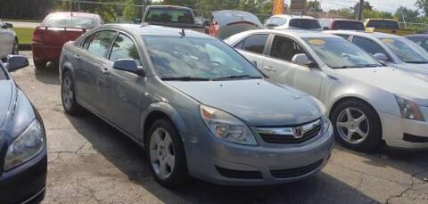 2009 Saturn Aura for sale at Superior Motors in Mount Morris MI