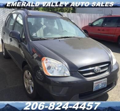 2007 Kia Rondo for sale at Emerald Valley Auto Sales in Des Moines WA