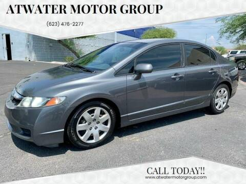 2011 Honda Civic for sale at Atwater Motor Group in Phoenix AZ