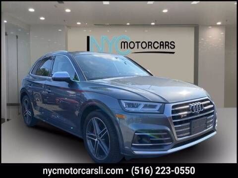 2018 Audi SQ5 for sale at NYC Motorcars in Freeport NY