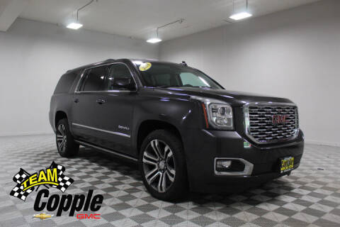 2018 GMC Yukon XL for sale at Copple Chevrolet GMC Inc in Louisville NE