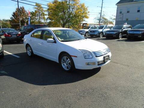 2006 Ford Fusion for sale at Gemini Auto Sales in Providence RI