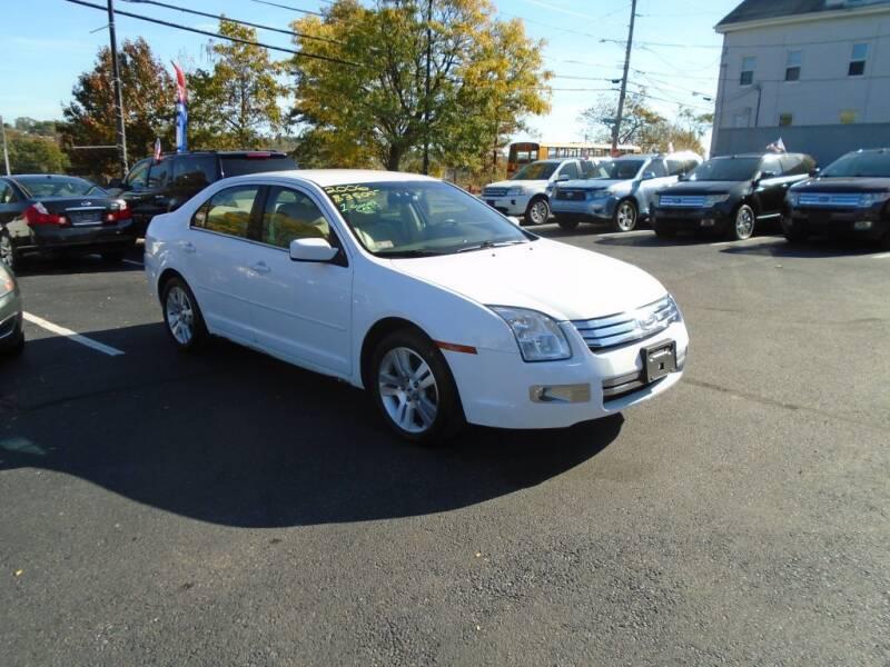 2006 Ford Fusion for sale at Gemini Auto Sales in Providence RI