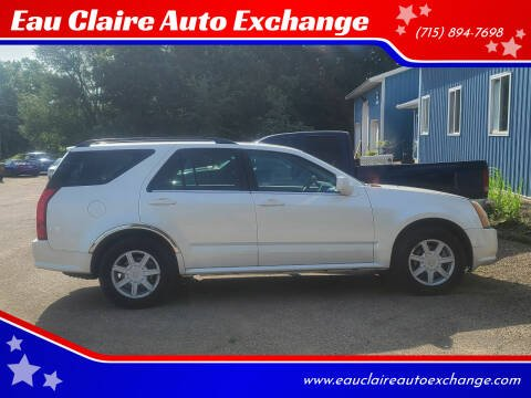 2004 Cadillac SRX for sale at Eau Claire Auto Exchange in Elk Mound WI