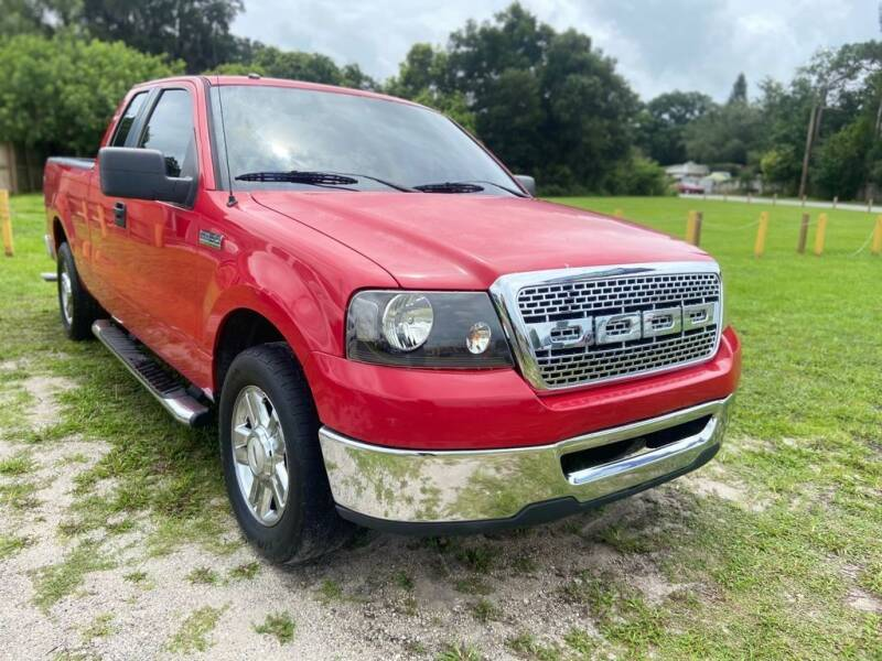 2006 Ford F-150 for sale at Unique Motor Sport Sales in Kissimmee FL