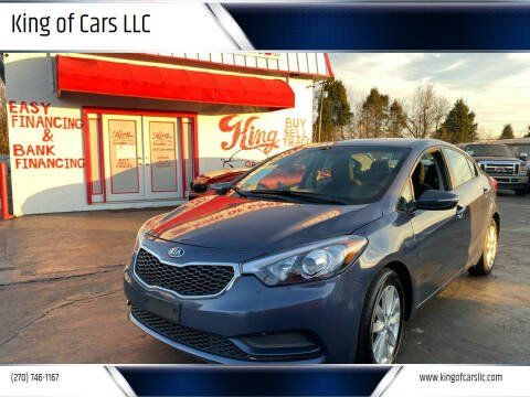 2015 Kia Forte for sale at King of Cars LLC in Bowling Green KY