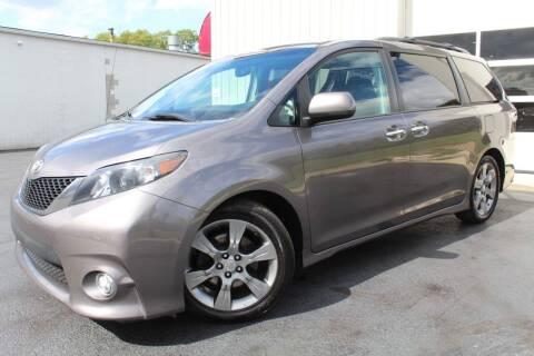 2014 Toyota Sienna for sale at Platinum Motors LLC in Reynoldsburg OH