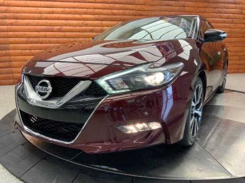 2017 Nissan Maxima for sale at Dixie Motors in Fairfield OH