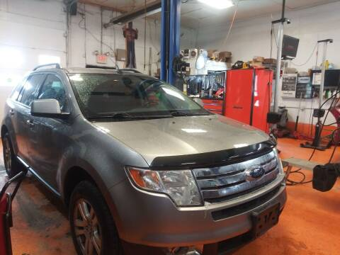 2008 Ford Edge for sale at John's Auto Sales & Service Inc in Waterloo NY
