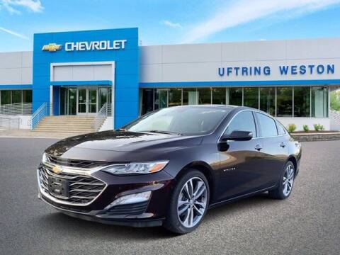 2020 Chevrolet Malibu for sale at Uftring Weston Pre-Owned Center in Peoria IL