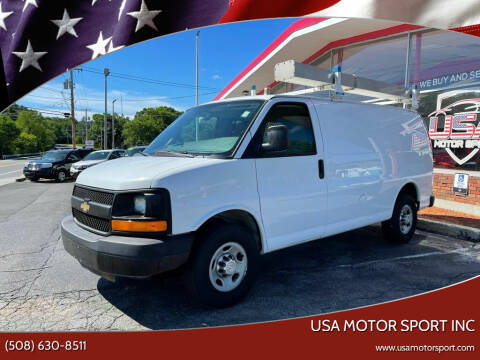 2015 Chevrolet Express Cargo for sale at USA Motor Sport inc in Marlborough MA