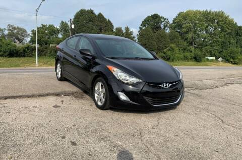 2013 Hyundai Elantra for sale at InstaCar LLC in Independence MO