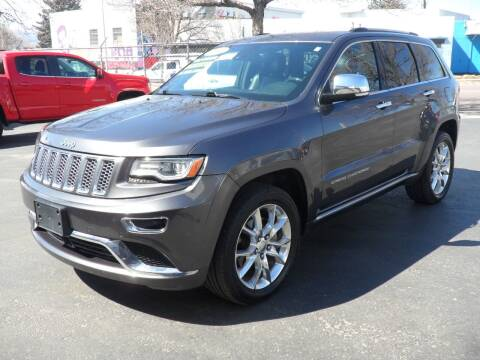 2014 Jeep Grand Cherokee for sale at T & S Auto Brokers in Colorado Springs CO