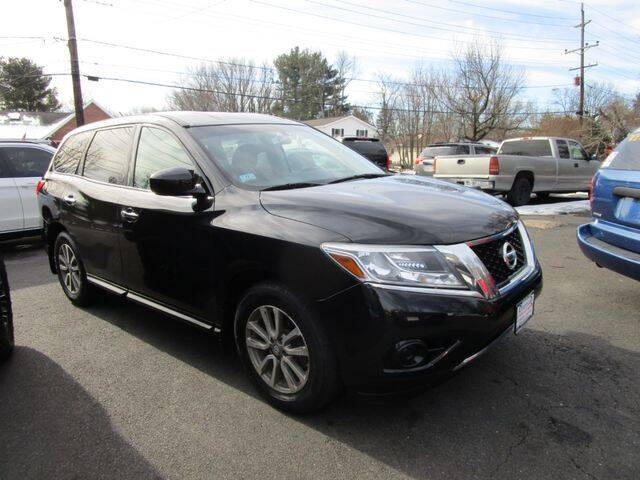 2015 Nissan Pathfinder for sale at American Auto Group Now in Maple Shade NJ