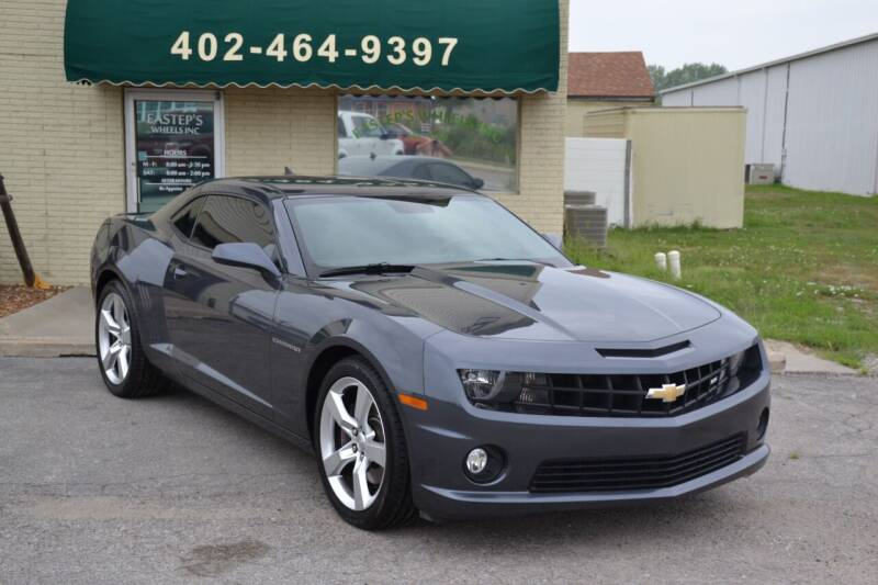 2010 Chevrolet Camaro for sale at Eastep's Wheels in Lincoln NE
