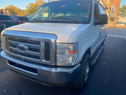 2013 Ford E-Series Cargo for sale at H C Motors in Royal Oak MI