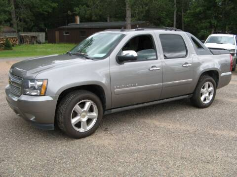 2009 Chevrolet Avalanche for sale at Champines House Of Wheels in Kronenwetter WI