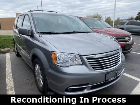 2016 Chrysler Town and Country for sale at Jeff Drennen GM Superstore in Zanesville OH