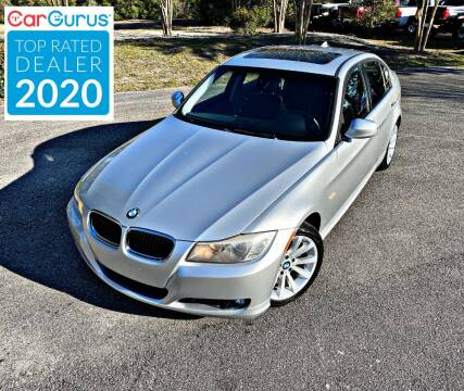 2011 BMW 3 Series for sale at Brothers Auto Sales of Conway in Conway SC