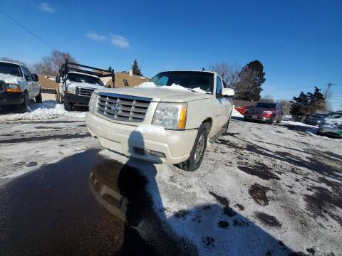 2006 Cadillac Escalade EXT for sale at Geareys Auto Sales of Sioux Falls, LLC in Sioux Falls SD