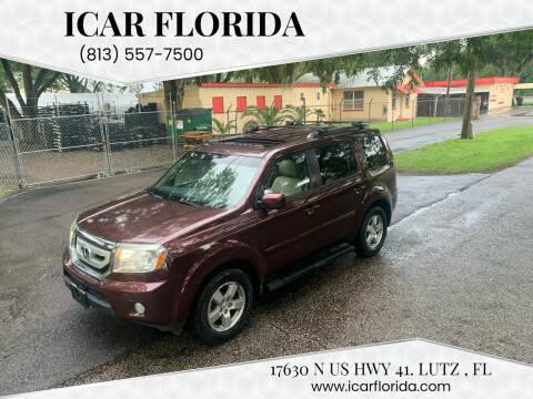 2011 Honda Pilot for sale at ICar Florida in Lutz FL